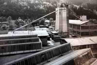 Kästle Fabrik in den 1950er Jahren