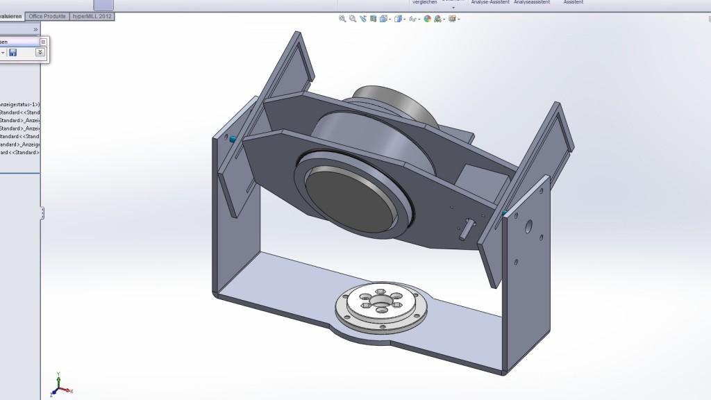 ROCON360 | Funktionsmodell (Entwurf)